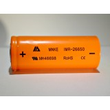 Μπαταρια MNKE IMR26650 - 3500mah - Elevated flat top