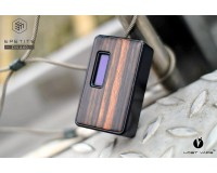 Epetite by Lost Vape - DNA60 - Black Frame / Dark Wood Panels