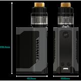 Reuleaux RX GEN3 TC 300W (Black) - Wismec